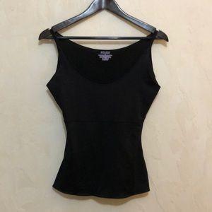 Spanx Black Shape Wear Cami Tank Top M